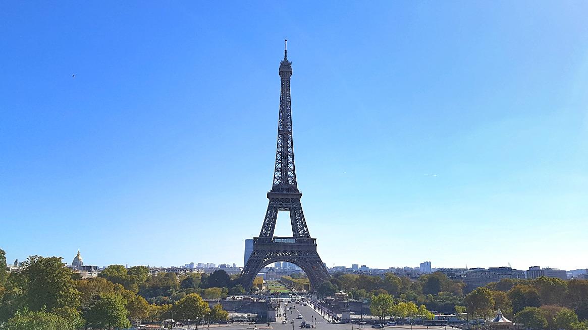 ¡París, te había extrañado!
