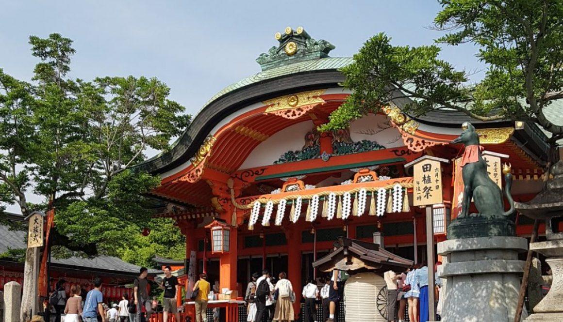 Un fin de semana en Kioto